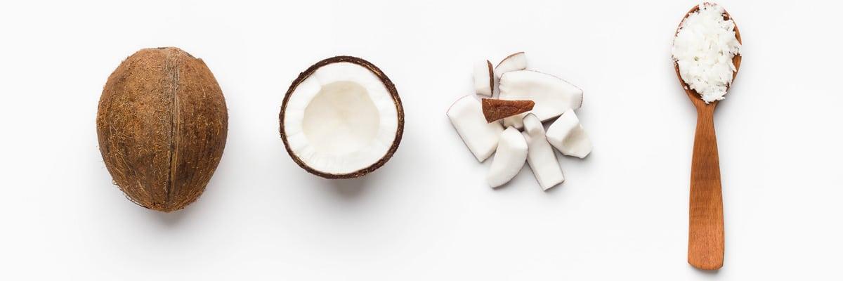 El Aceite de Coco y el Acné