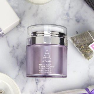 Beauty Sleep Power Peel con 0,5% de Retinol | International Cosmetic