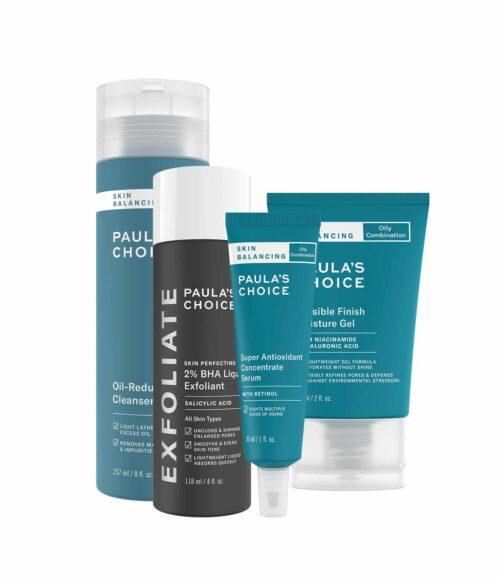 Kit Skin Balancing de Paula's Choice
