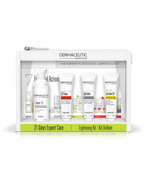 21 Days Lightening Kit de Dermaceutic