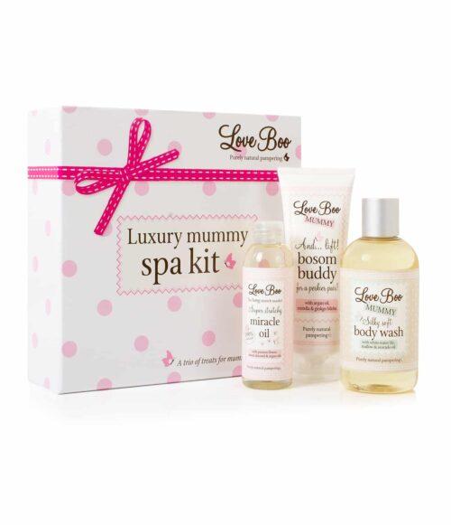 Luxury Mummy Spa Kit de Love Boo