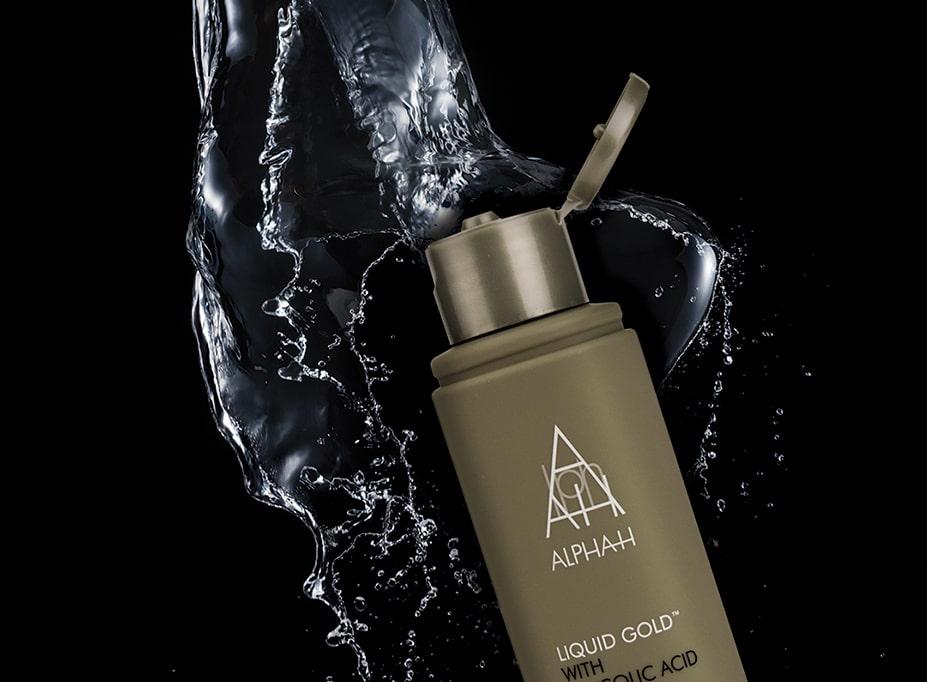 Alpha-H en International Cosmetic