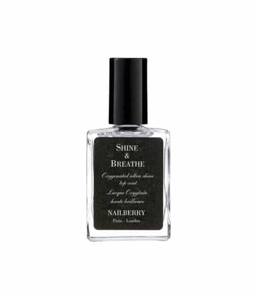 Shine & Breathe Top Coat de Nailberry