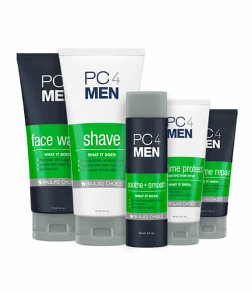 PC4 Men Super Kit de Paula's Choice