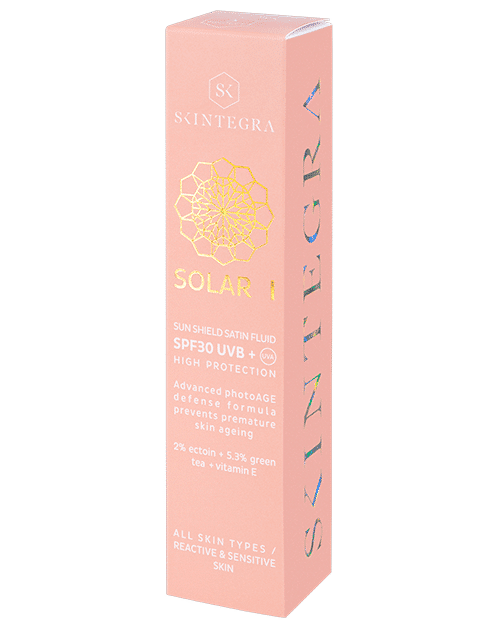 Solar I de Skintegra   International Cosmetic